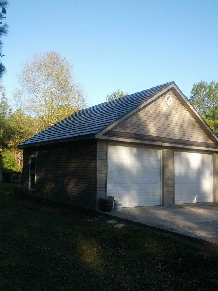 Photos Of Beautiful Aluminum Metal Roofs Middle South