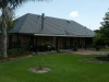 Deep Charcoal Rustic Shake Aluminum Metal Roof in Galiano, Louisiana - Picture 2