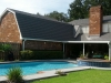 Deep Charcoal Rustic Shake Aluminum Metal Roof in Laplace, Louisiana - Picture 4