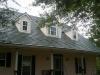 Rustic Shake Aluminum Metal Roof in New Orleans, Louisiana