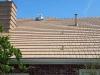 Buckskin Rustic Shake Aluminum Metal Roof in New Orleans, Louisiana