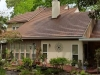 Terra Red Rustic Shake Aluminum Metal Roof in New Orleans, Louisiana - Picture 2