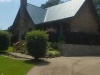Forest Green Rustic Shake Aluminum Metal Roof in New Orleans, Louisiana - Picture 2