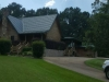 Forest Green Rustic Shake Aluminum Metal Roof in New Orleans, Louisiana - Picture 4