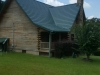 Forest Green Rustic Shake Aluminum Metal Roof in New Orleans, Louisiana - Picture 5