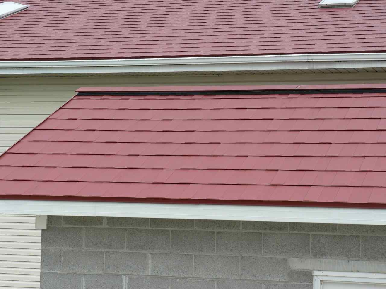 Centura Steel Shingle Middle South Systems