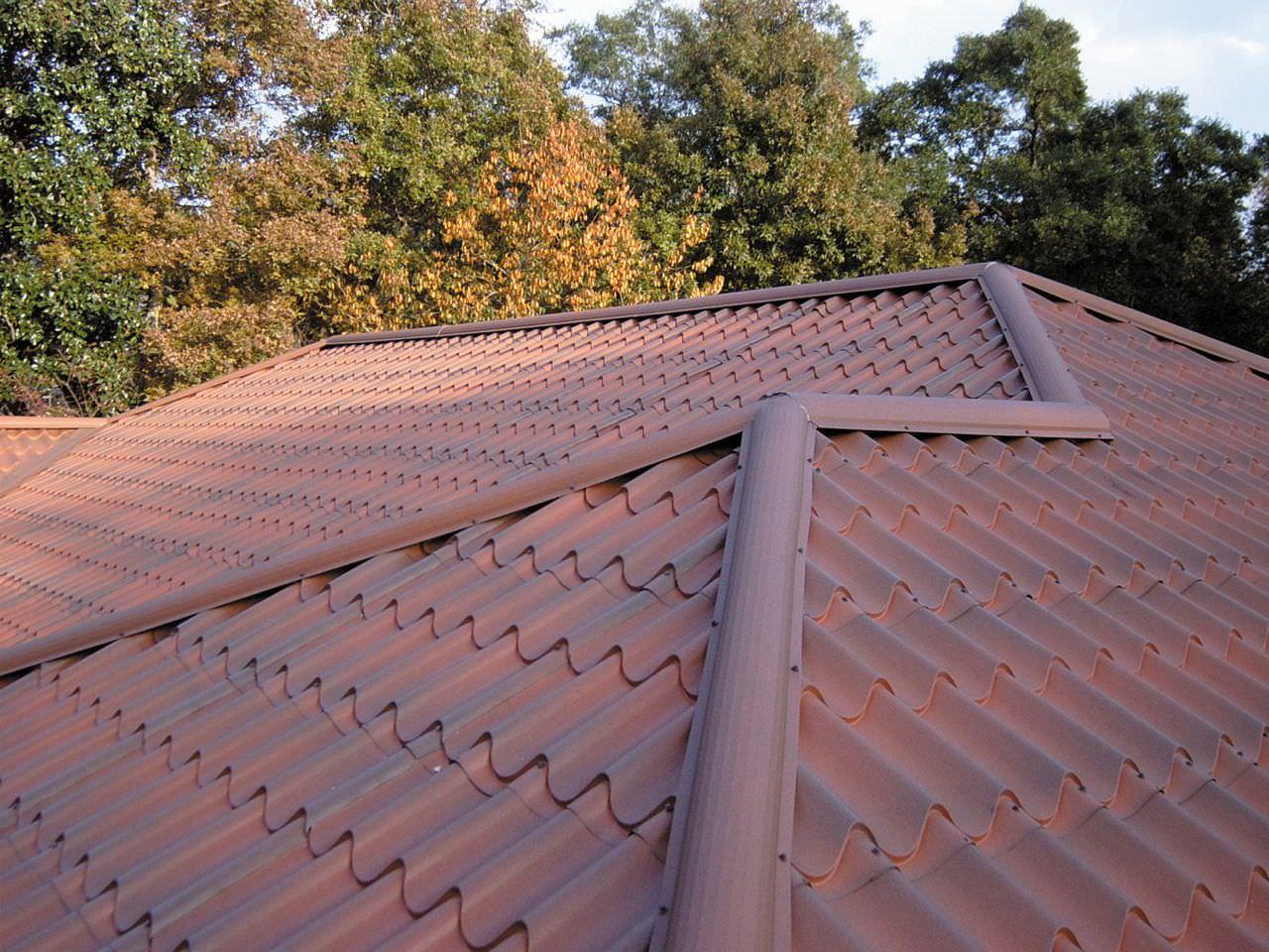 grandetile aluminum roofing