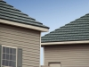 Rustic Aluminum Metal Shingle Roofing