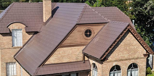 Centura Steel Roof