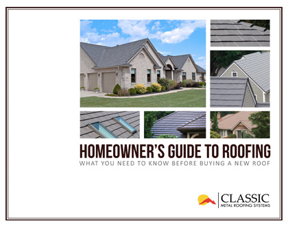homeowners to guide to roofing cover