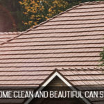 clean Classic metal roofing