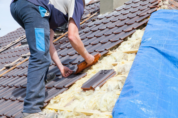 Re - Roofing